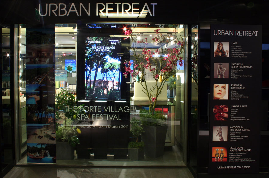 Beauty Stocking Fillers with Urban Retreat