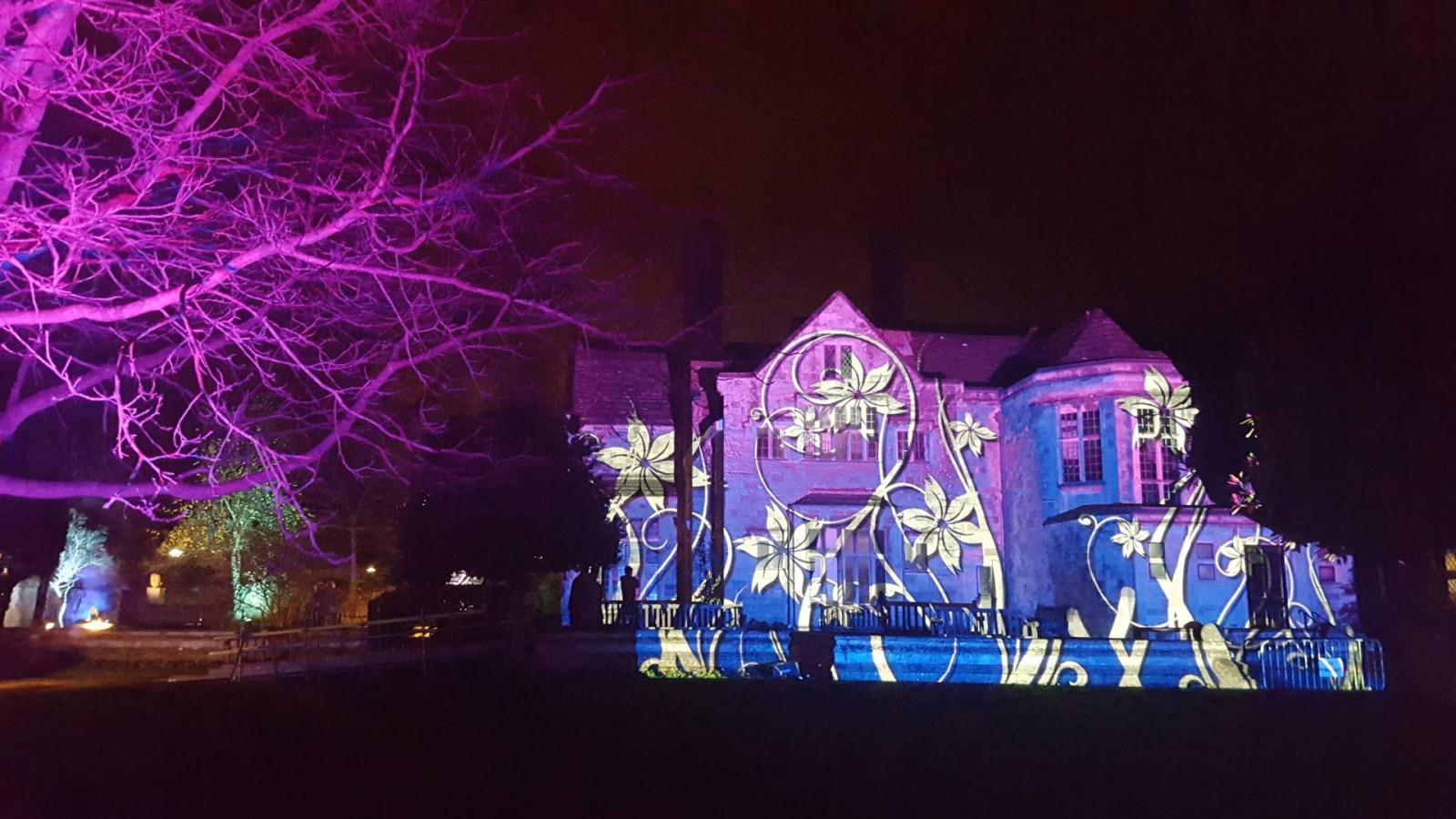 A magical night at Enchanted Park Lewes