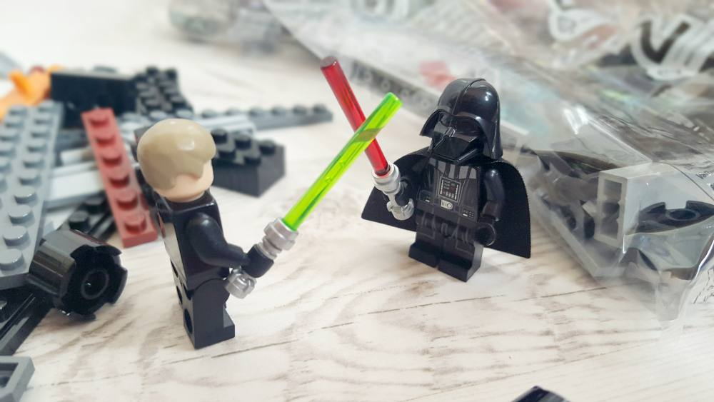 Geeks Unite! Star Wars is out tomorrow (and some funky Lego too!) #Legotothemovies