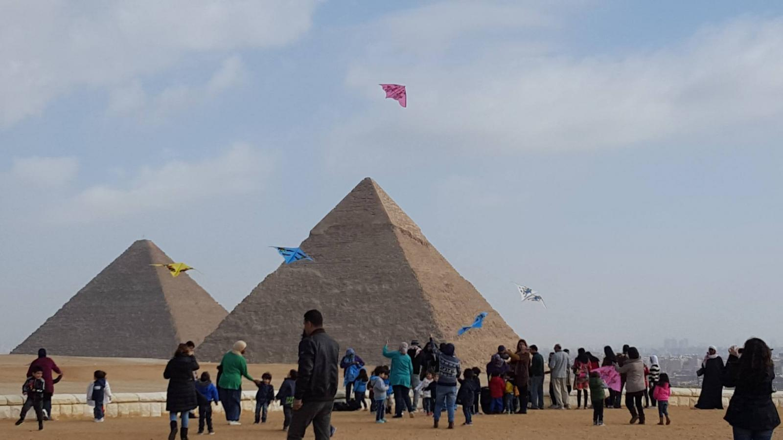 Christmas On The Nile Part 1 Cairo And The Pyramids