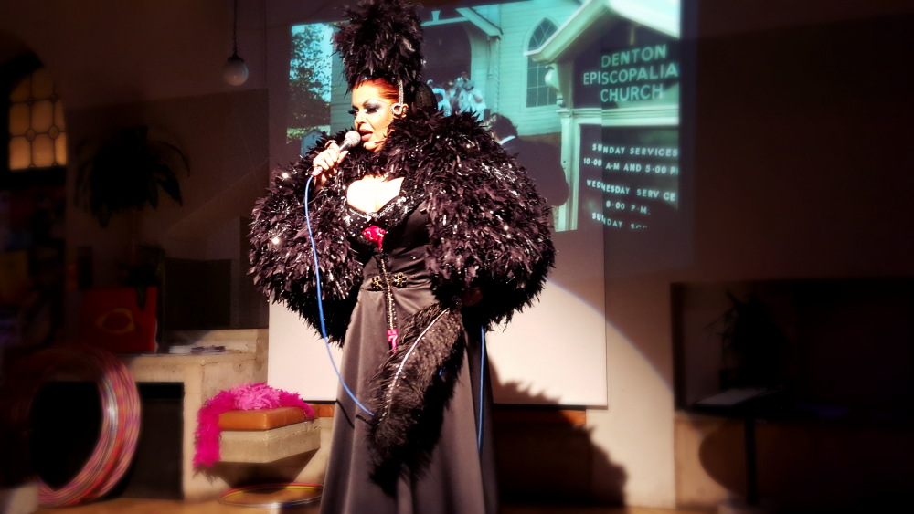 Dolly Rocket at The Dog Haus Brighton - Dirty Bare Burlesque