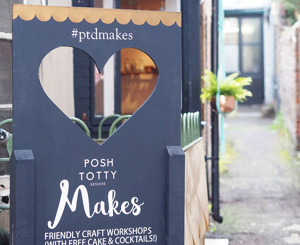 Posh Totty Makes + a little competition!