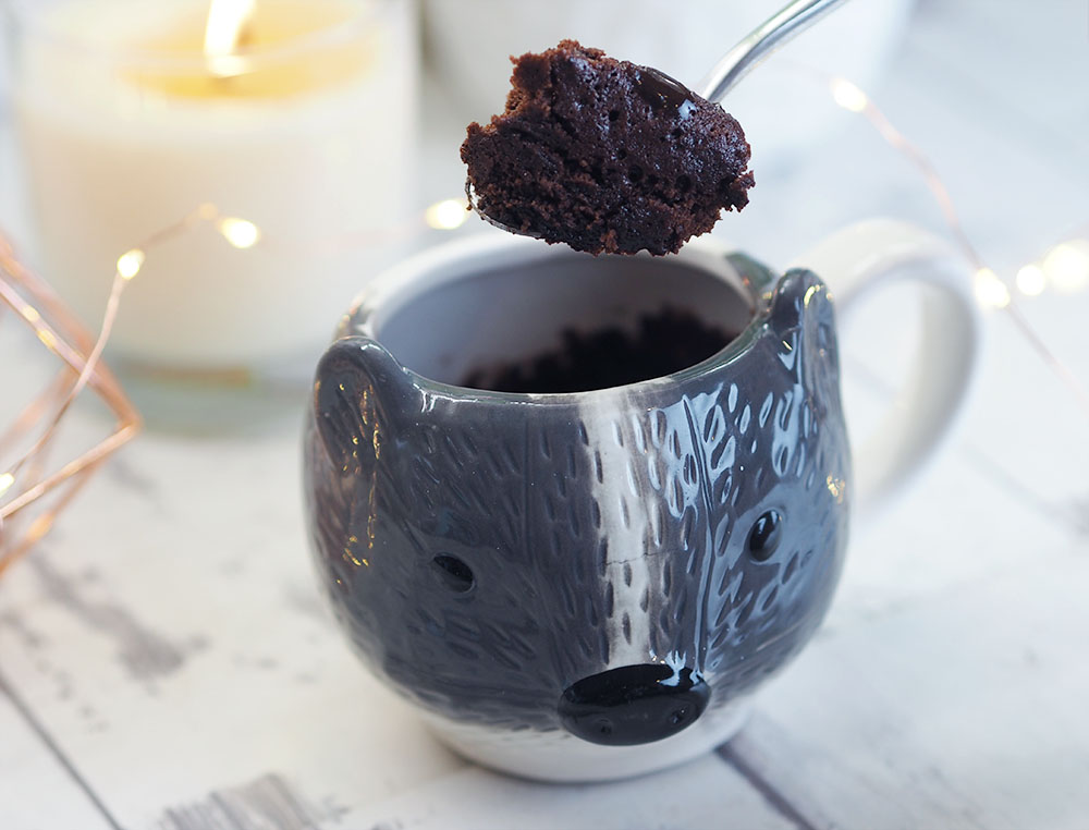 The one minute Pud in a Mug
