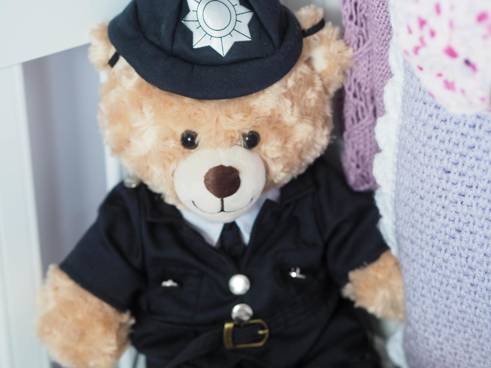 Police bear
