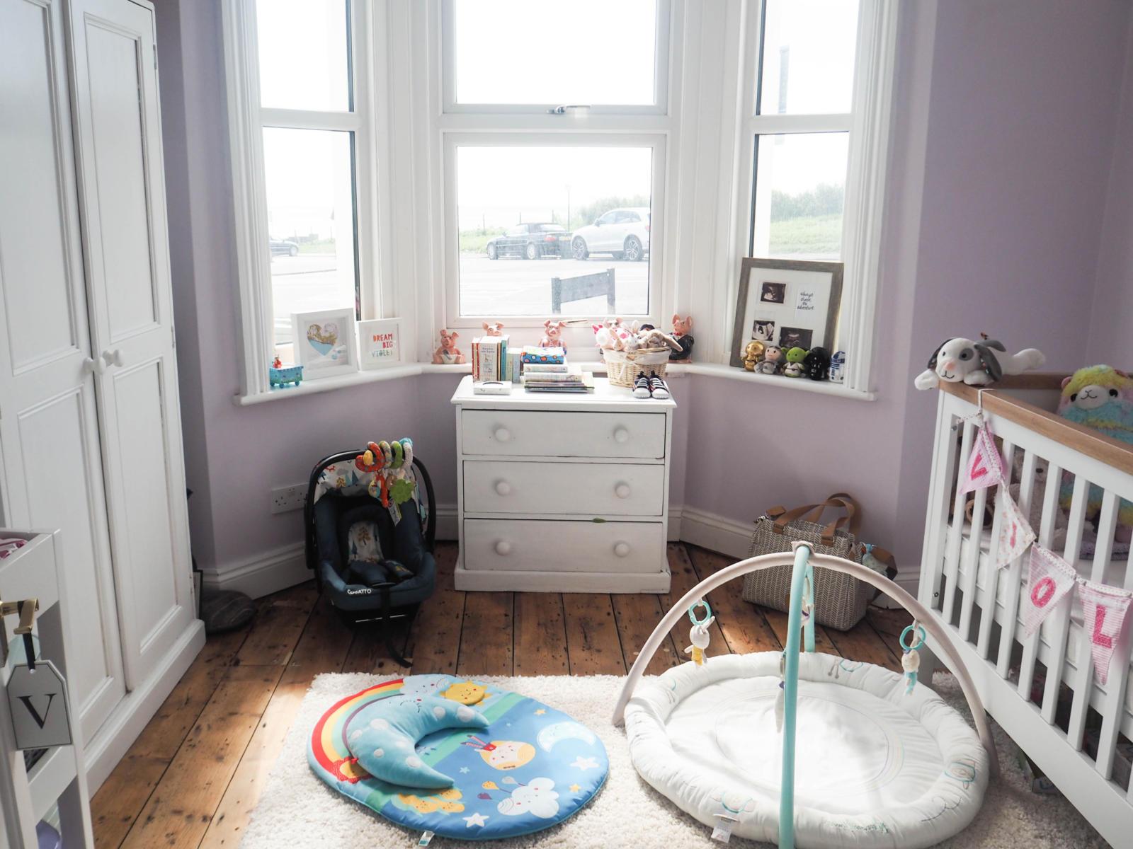 Violet's Nursery Tour