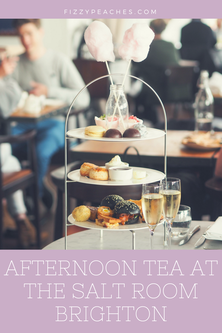 Afternoon Tea at The Salt Room Brighton