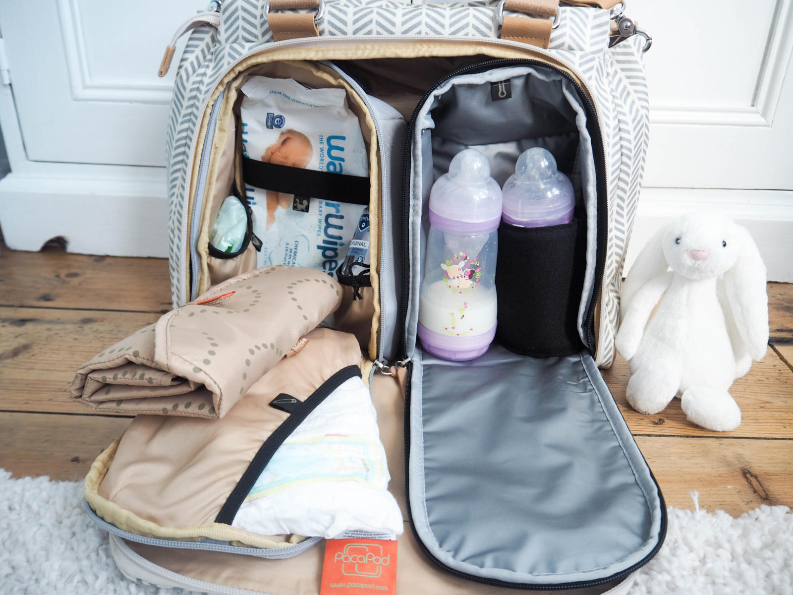 Whats in my Changing Bag?