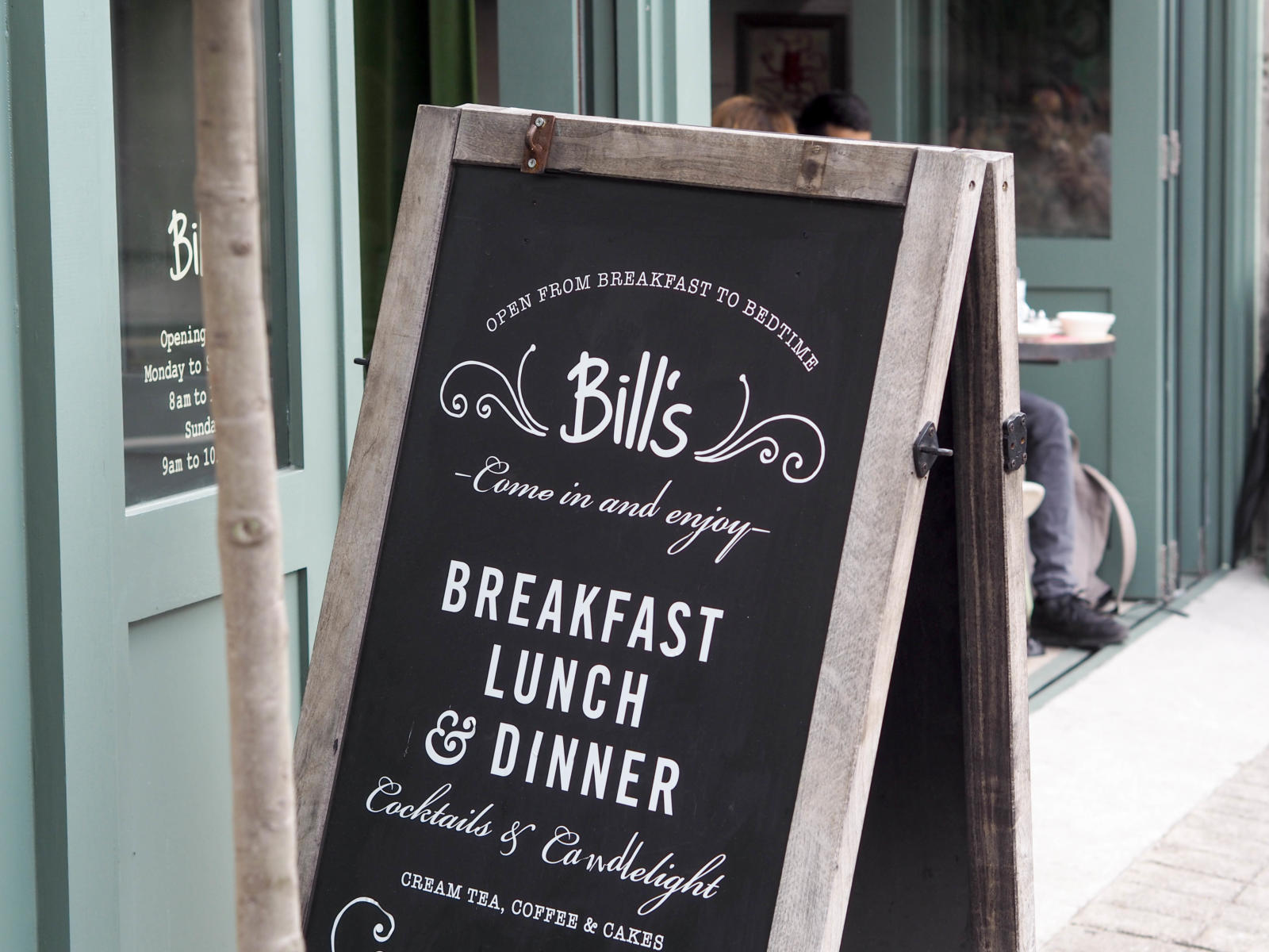 Review: Lunch at Bill's Brighton