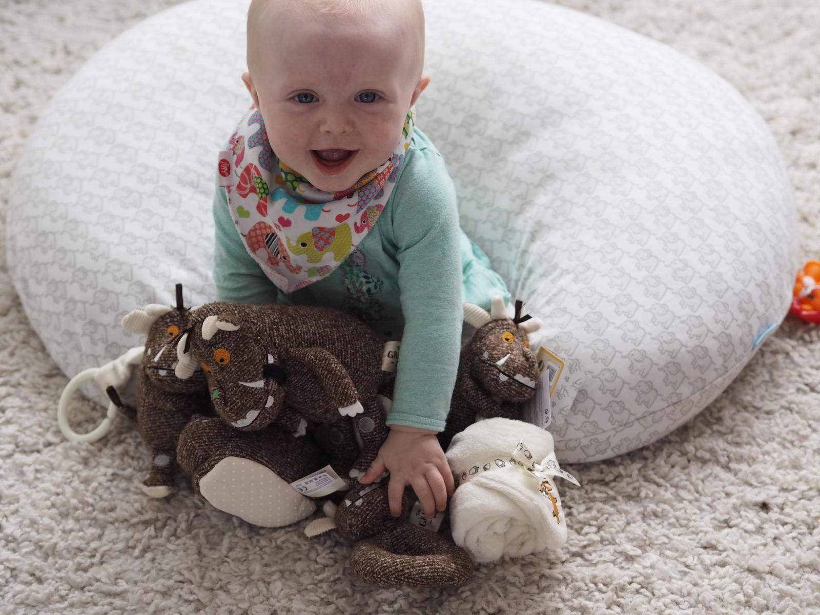 Violet's 6 Month Update