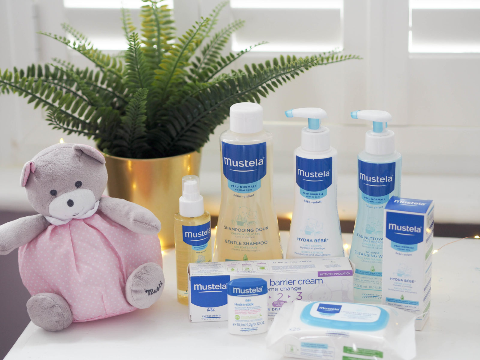 Mustela Baby Skincare Review & Giveaway