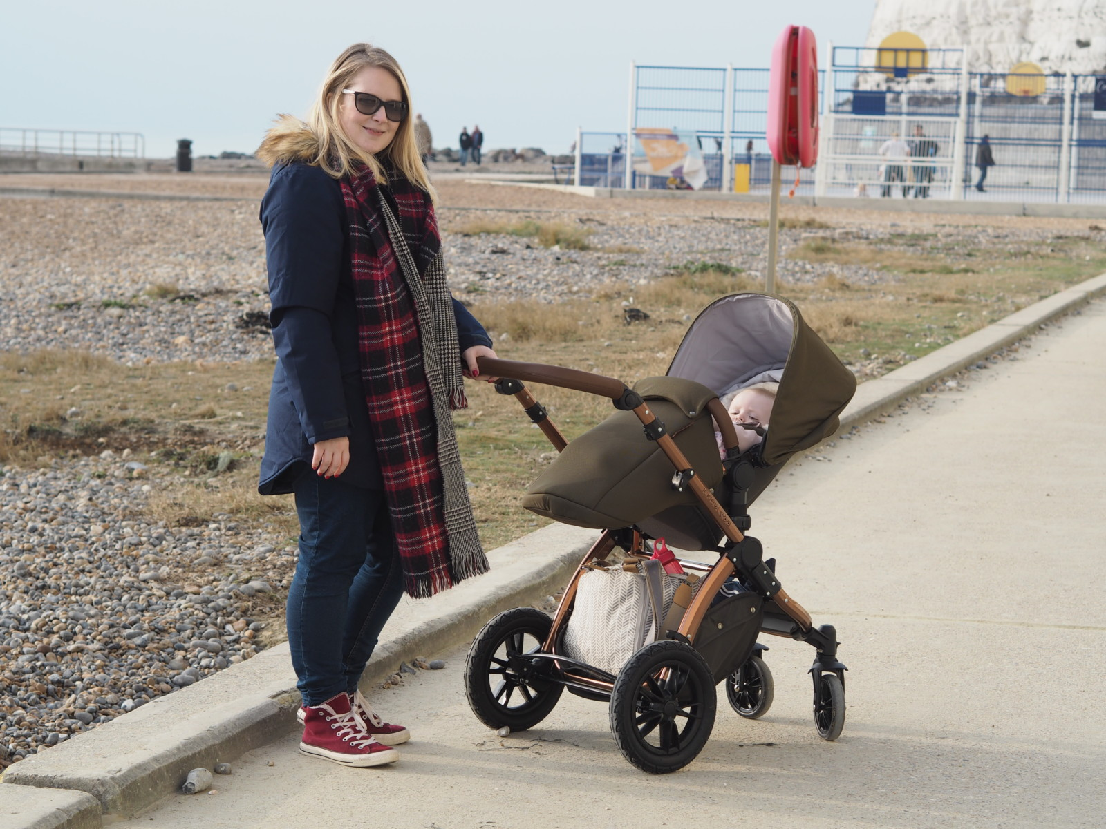 Review: Ickle Bubba Stomp v4 Travel System