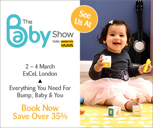Giveaway: Win 2 Tickets to The Baby Show London (plus get 30% off the ticket price too!)