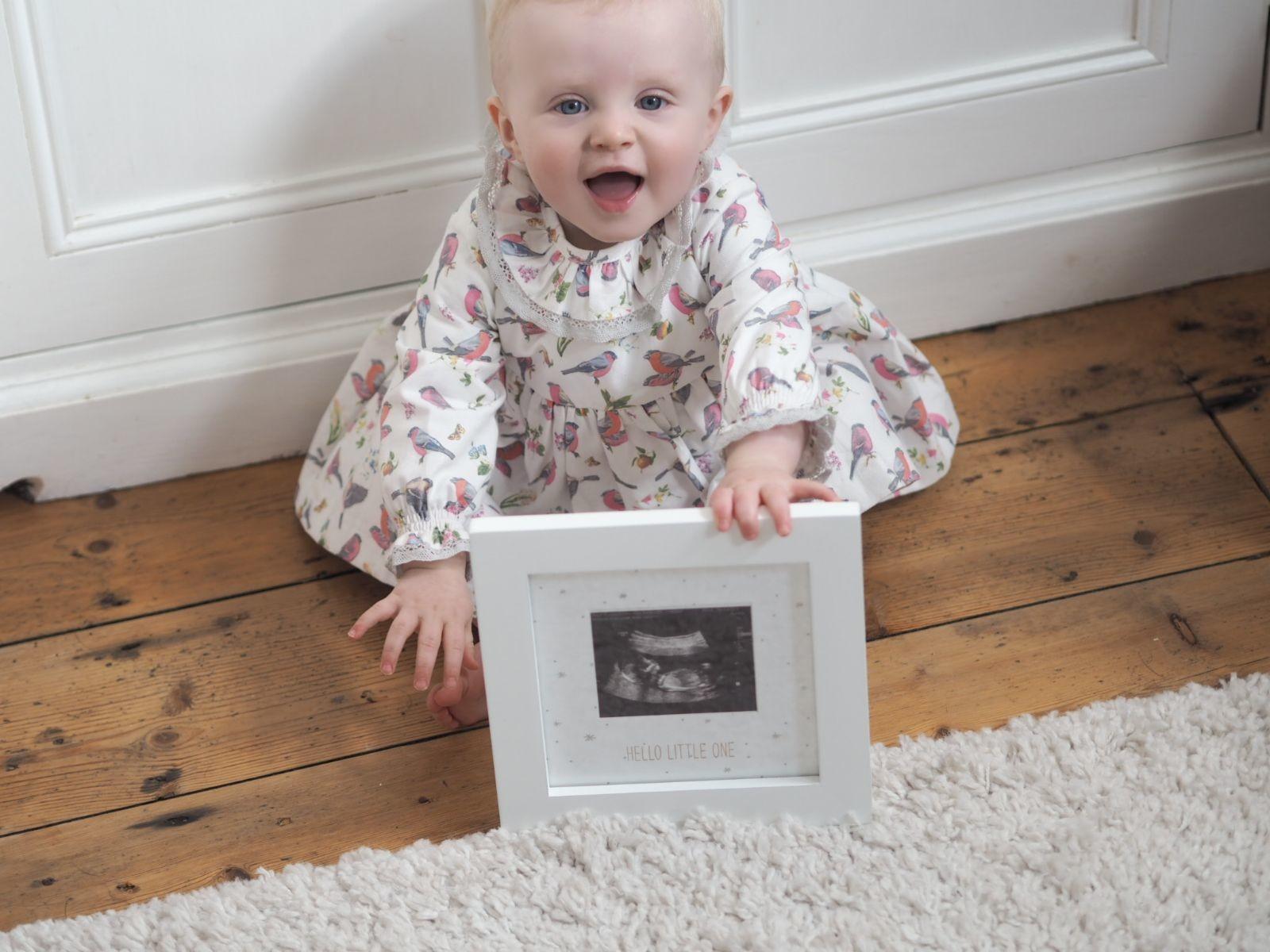 Violet has a BIG announcement…
