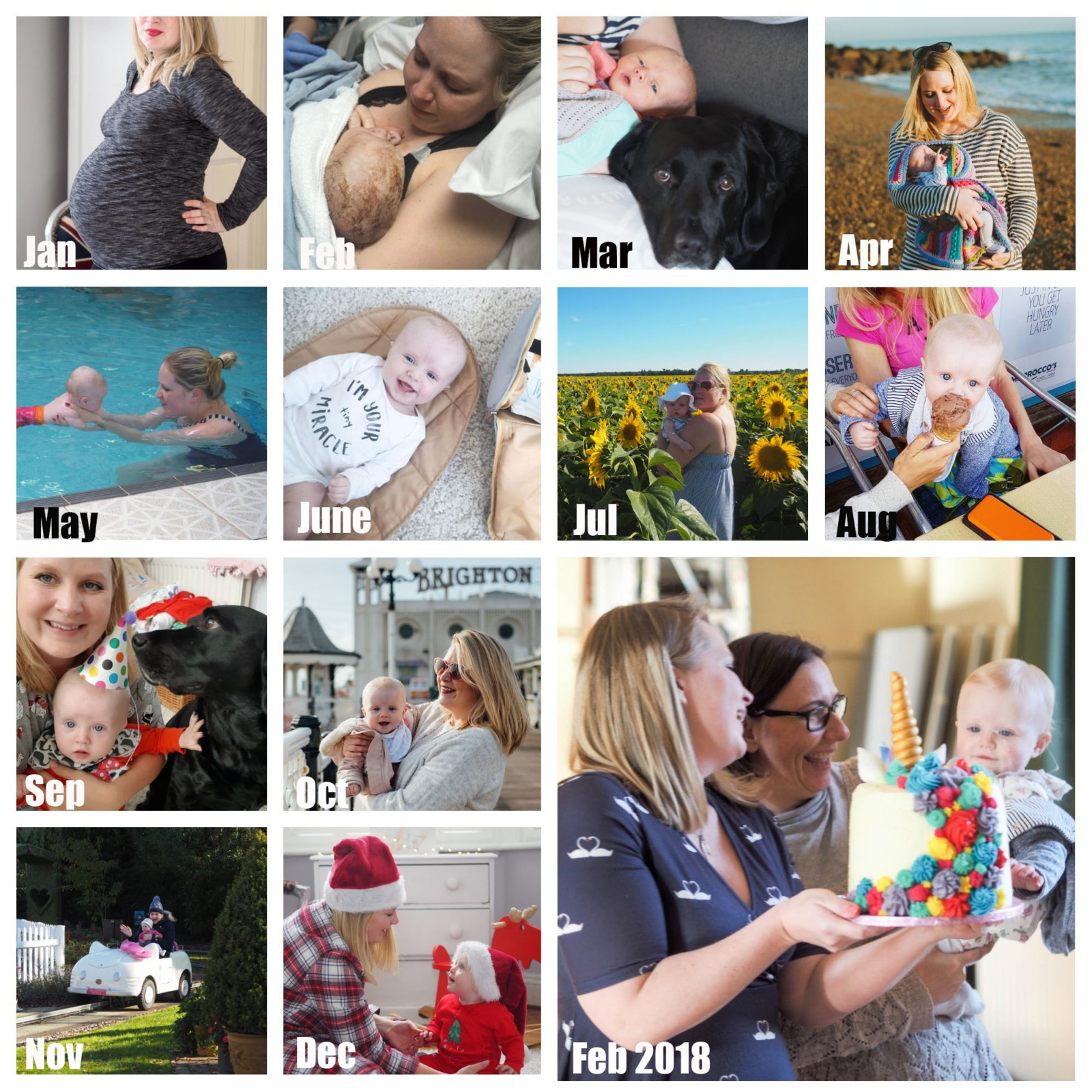 My Maternity Leave Round-Up