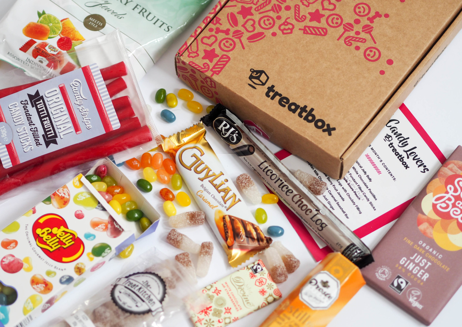 Review: Treatbox Candy Lovers Subscription Box