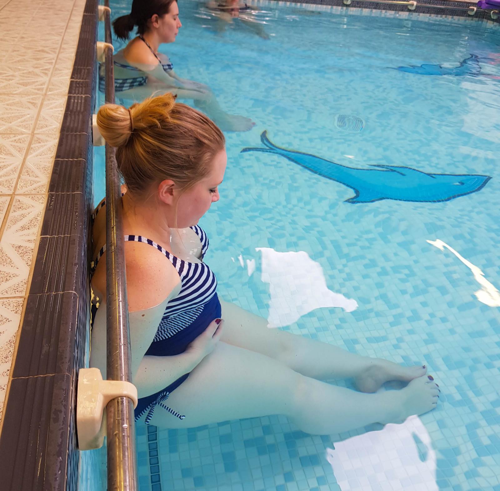Review: Waterbumps Aquanatal Classes Brighton & Hove