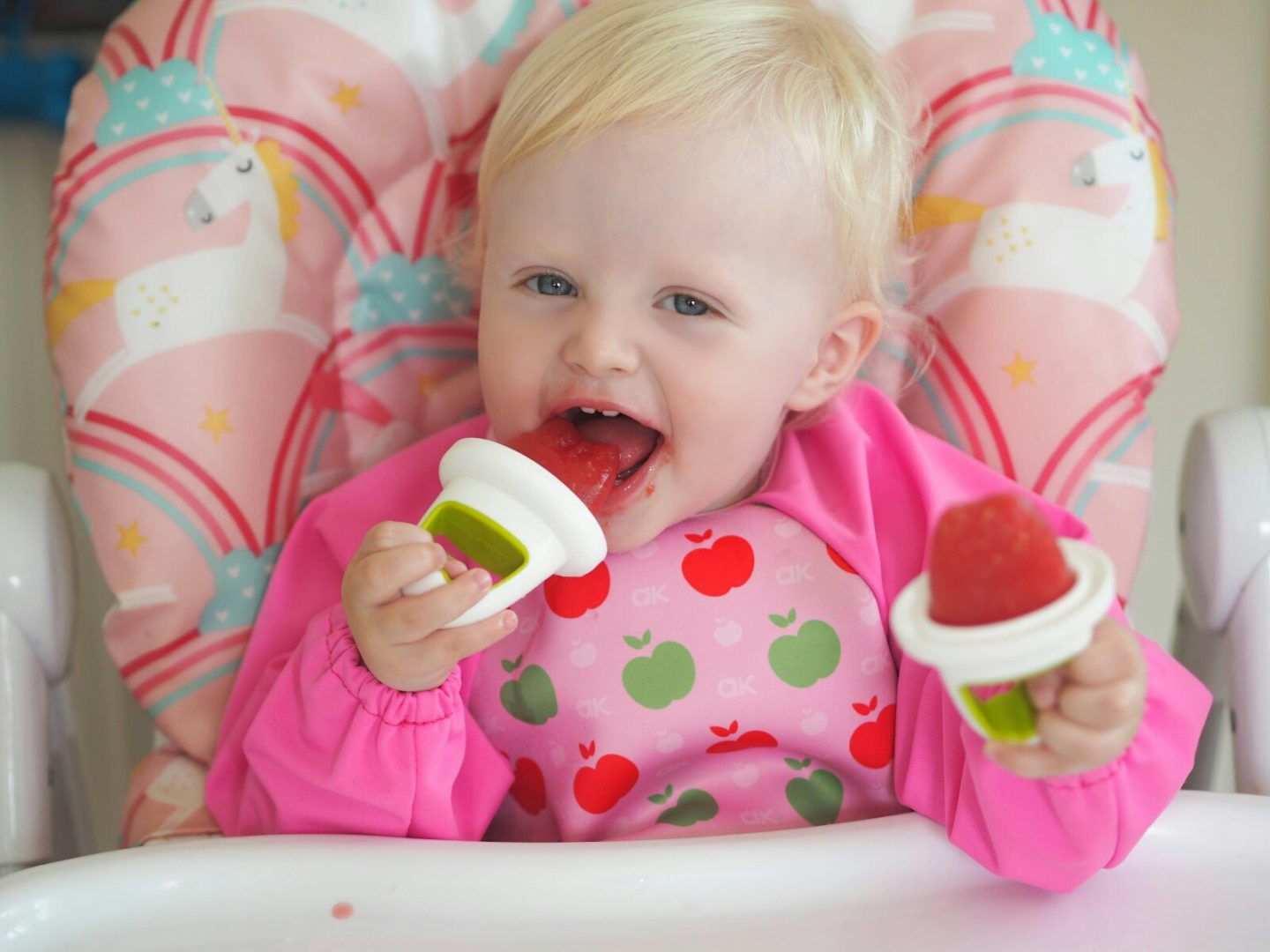 Weaning: 5 Things I'd do differently next time