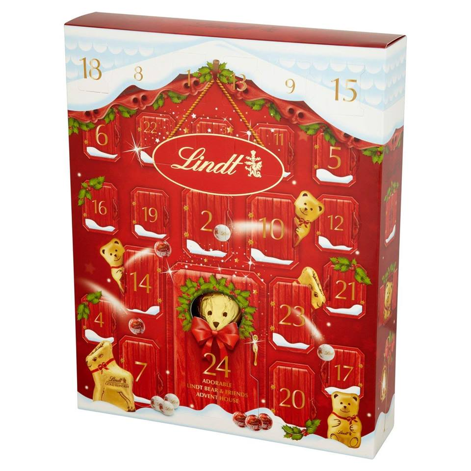 Competition: Win a Lindt Bear Advent Calendar