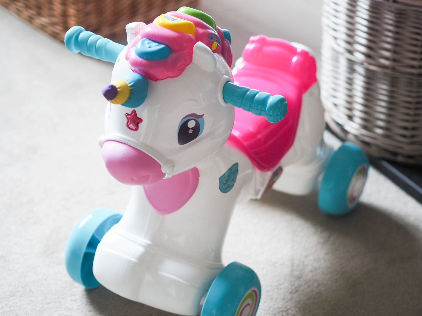Review: Baby Clementoni Interactive Ride On Unicorn
